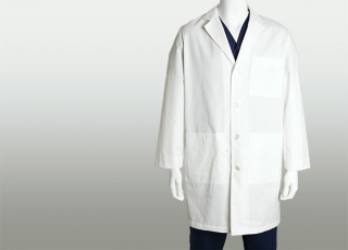 Mr. Barco Men's Lab Coat