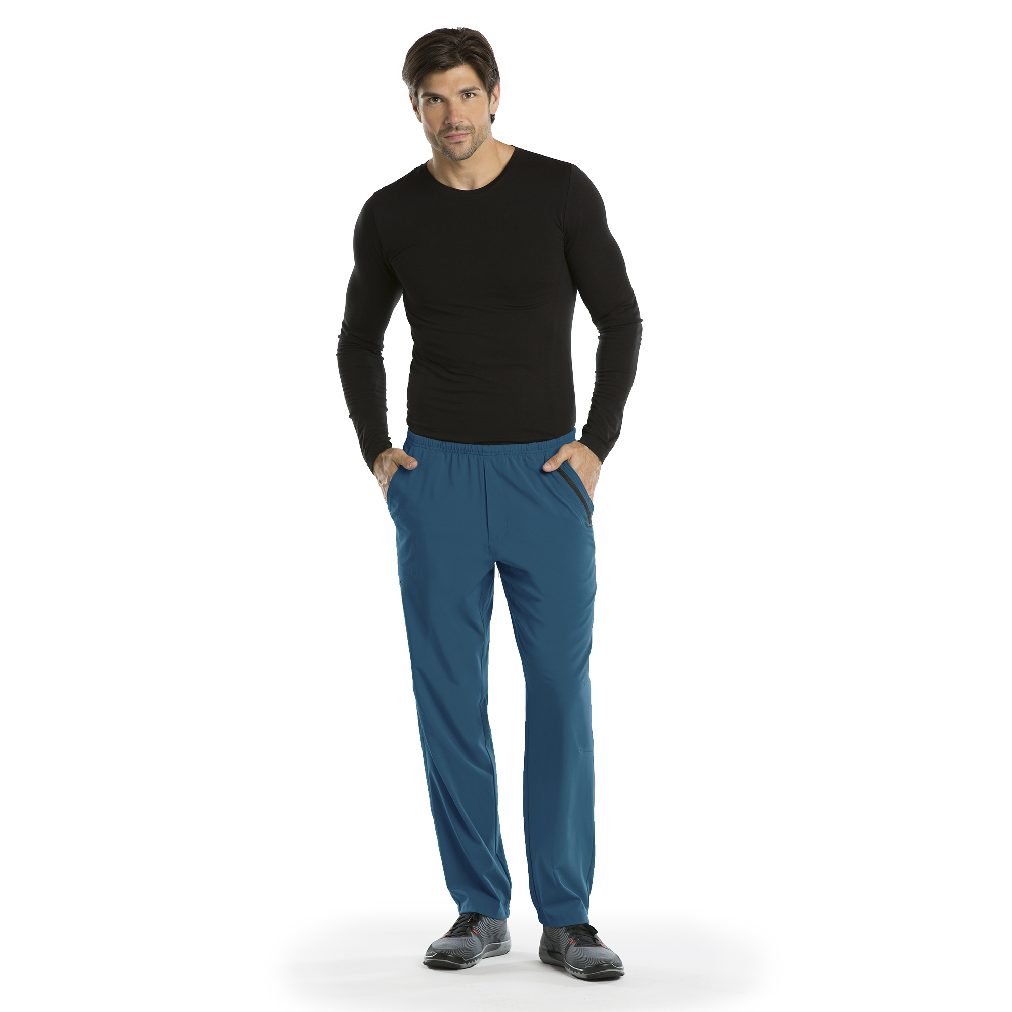 Barco One Men's 7 Pocket Elastic Cargo Pant-Barco One