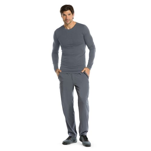 Barco One Men's Seamless Performance Scrub Tee-Barco One