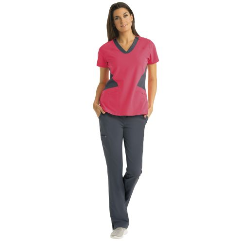 Barco One Contrast Mesh Inset Top-Barco One