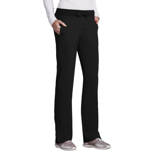 4 Pocket Knit Waist Track Pant-Barco One