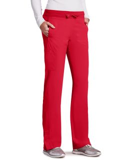 5205 Barco One 4 Pocket Knit Waist Seamed Pant