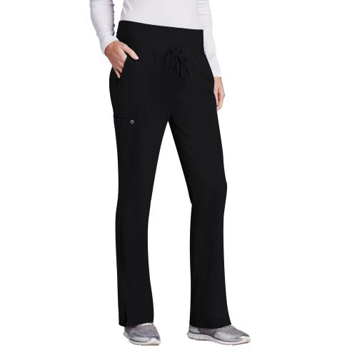 Barco One Bottoms for Medical 5206 5pkt Knit Waist Cargo Pant-Barco One