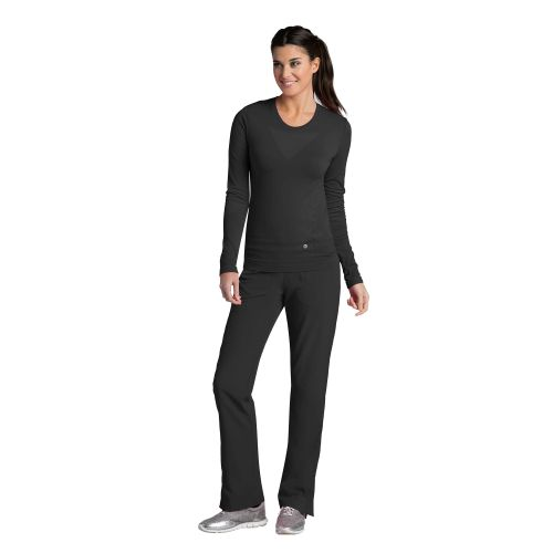 Barco One Women's Seamless Long Sleeve Scrub Tee-Barco One