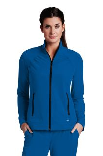 Barco One 2 Pocket Zip Up Jacket-Barco One