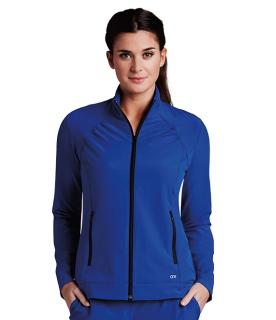 2 pocket zip jacket