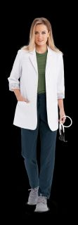 Barco One Women's 30 Inch Lab Coat LBC906-Barco One Team