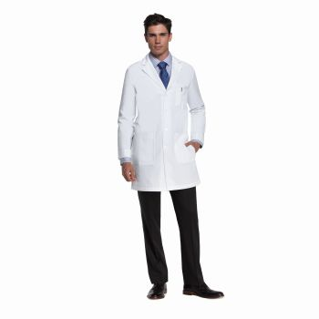"M37"" 6pkt Mr Barco Labcoat-Whites"
