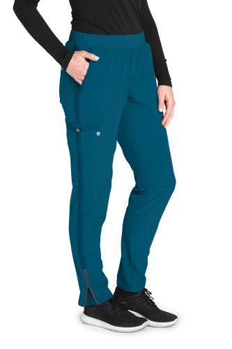 Barco One 5 Pocket Knit Waist Cargo Pant-Barco Wellness