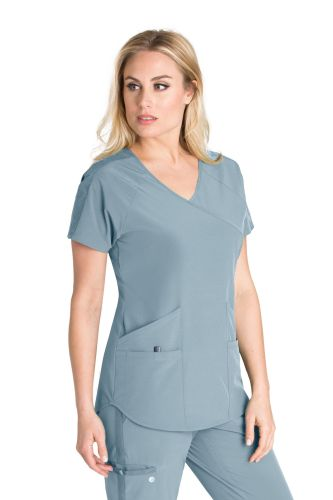 Barco One 4 Pocket Scrub Top-Barco Wellness