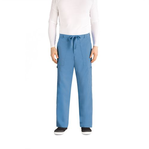 0203 Men's Utility Cargo Pant by Grey's Anatomy-Greys Anatomy