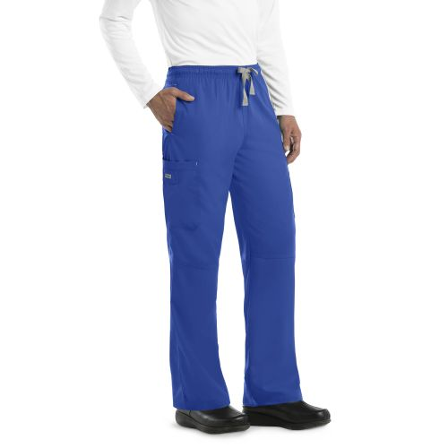 0212 Men's 6 Pocket Cargo Pant by Grey's Anatomy -Greys Anatomy