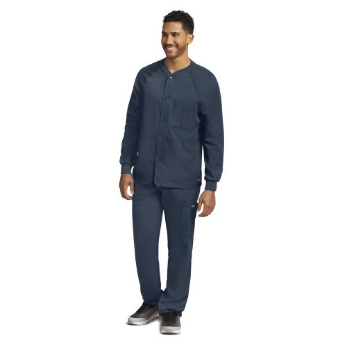Grey's Men's 5 Pocket Warm Up - 0406-Greys Anatomy