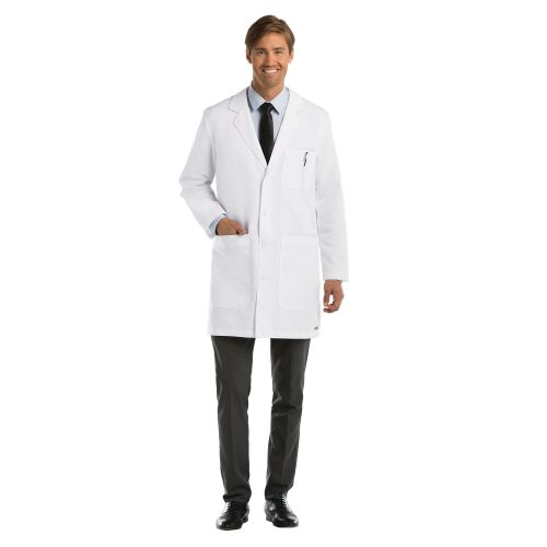 "Grey's Anatomy 37"" Men's Five Pocket Lab Coat-Greys Anatomy"
