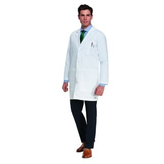 "Barco 37"" Men's 5 Pocket Lab Coat"