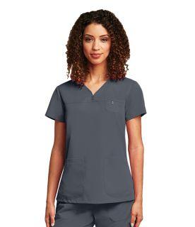 41340 Ladies Junior 3 Pocket Top by Grey's Anatomy