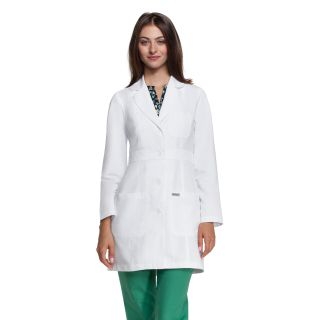 "Grey's Anatomy Junior 34"" Fashion 3 Pocket Lab Coat"