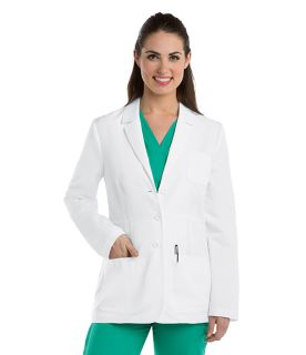 "5 Pocket 28"" Waist Seam Labcoat"