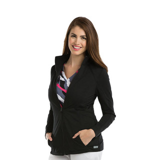 2pkt Princess Seamed ZipJacket