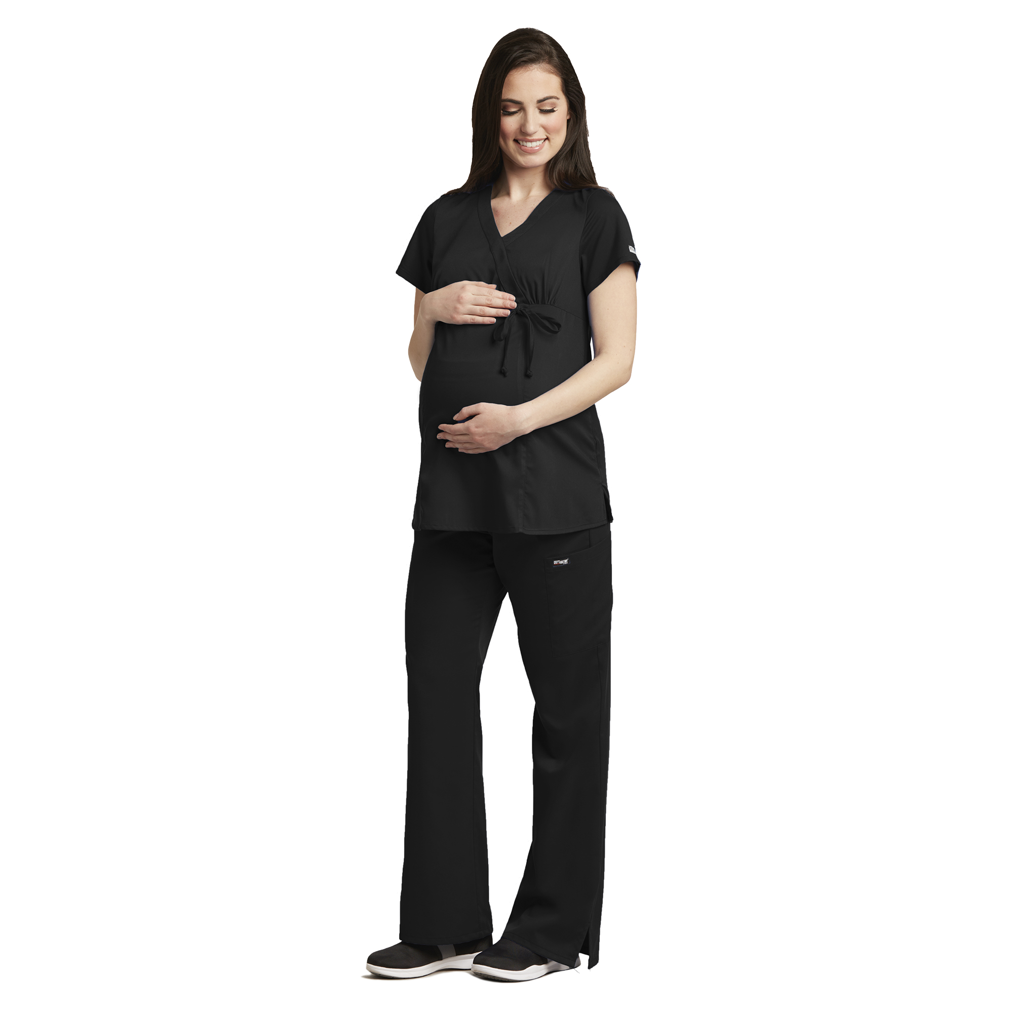 Buy 2pkt Maternity V-Neck - Grey\'s Anatomy Online at Best price - IN