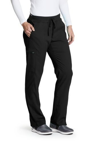3PKT BK Logoelastic Cargo Pant - Grey's Anatomy Bottoms-Grey's Anatomy