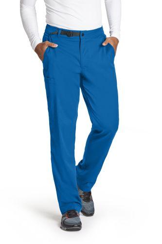 Grey's Men's Stretch Belt Closure Scrub Pant-Grey's Anatomy