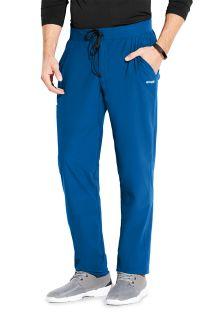 EDGE - Men's 4 Pocket Gusset Pant-Greys Anatomy Edge