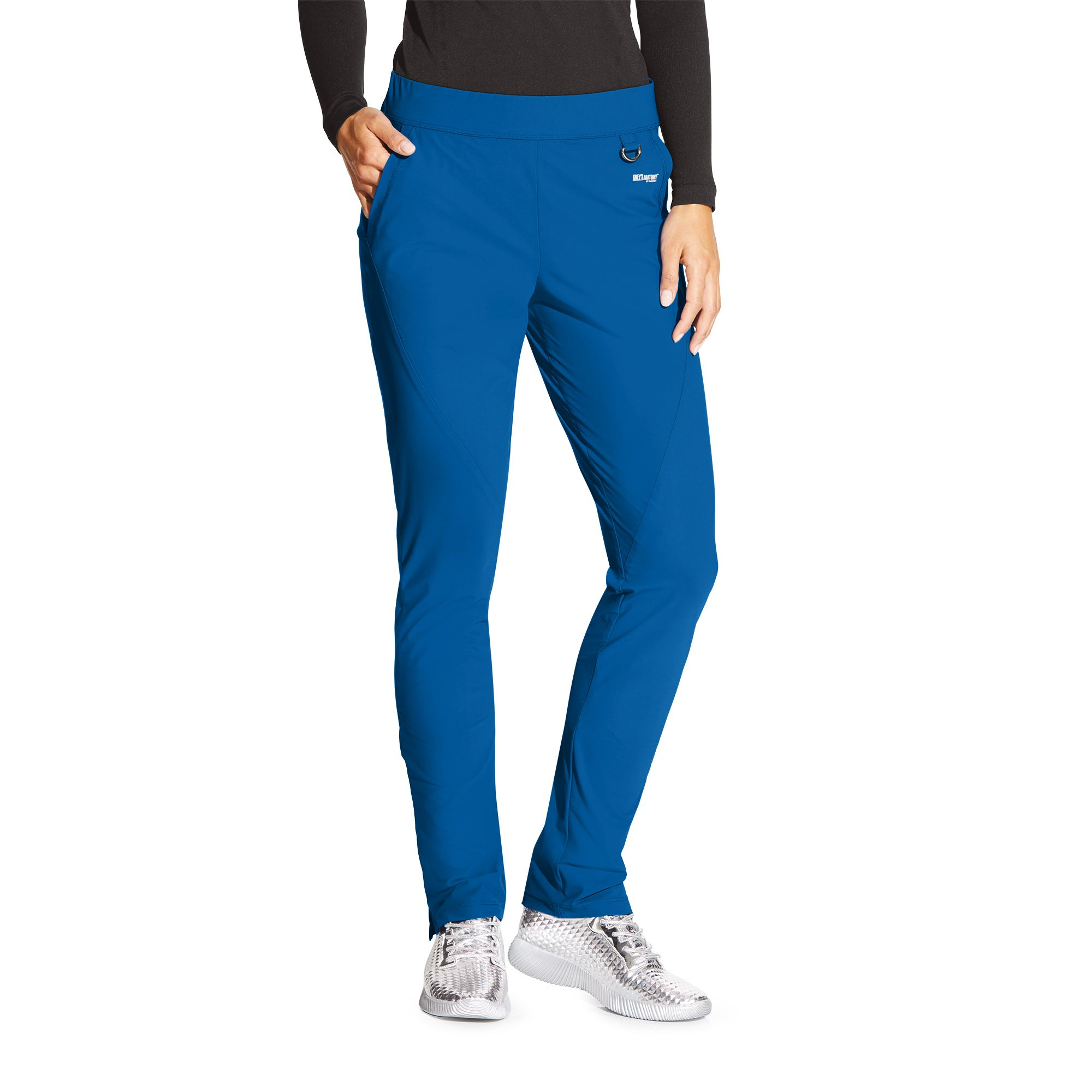 EDGE - NEW Stretch 3 Pocket Pant-Greys Anatomy Edge