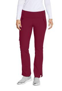 7pkt Yoga w/Zip Cargo Pant-Greys Anatomy Edge