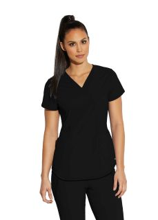 4pkt V-Nk Zipper Pkts Top-Greys Anatomy Edge