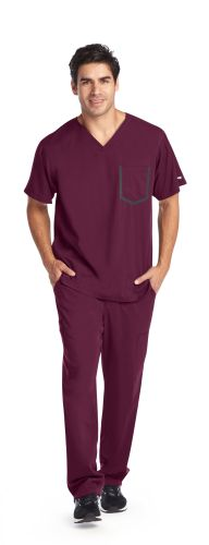 Impact Men's 3 Pocket Top-Greys Anatomy Impact