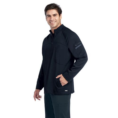4pkt Zip Front Jacket-