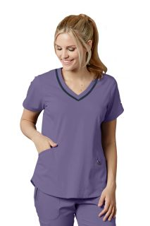 3pkt Seamed V-Neck-Greys Anatomy Impact