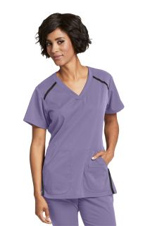 3 Pocket Cross Over V-Neck-Greys Anatomy Impact