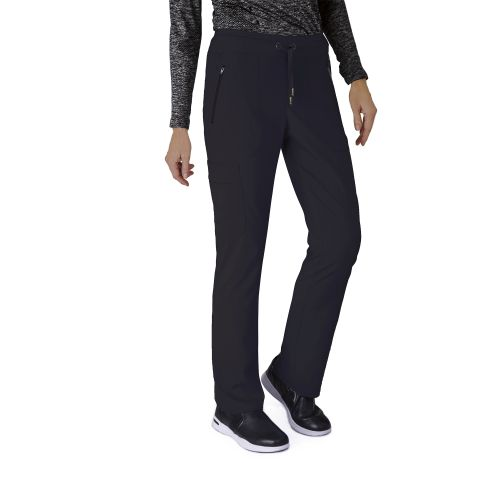 Grey's Anatomy Impact Women's Elevate Drawstring Cargo Scrub Pants-7228-Greys Anatomy Impact