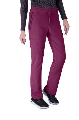 Impact 6 Pocket Drawstring Cargo Pant-Greys Anatomy Impact