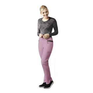 7327 Ladies Long Sleeve Knitted Dye Tee by Grey's Anatomy Impact - Align