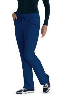 Impact Melody 5 Pocket Drawstring Scrub Pants by Grey's Anatomy GIP529-Greys Anatomy Impact