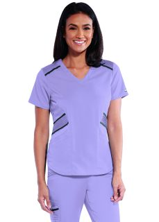 3pkt Shaped Vnk Moto Top-Greys Anatomy Impact