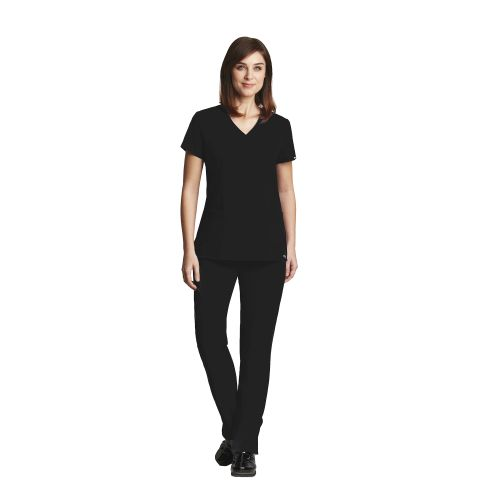 3 Pocket Crossover V-Neck-