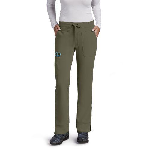 Signature 3 Pocket Low Rise Pant - 2207-Greys Anatomy Signature