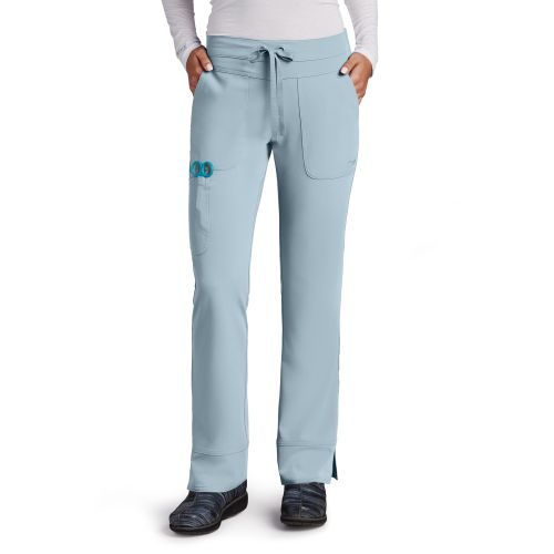 2207  Ladies 3 Pocket Low Rise Pant by Grey's Anatomy Signature-Greys Anatomy Signature