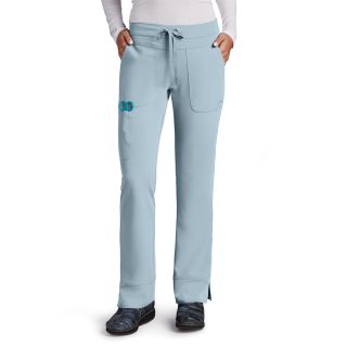 2207  Ladies 3 Pocket Low Rise Pant by Grey's Anatomy Signature