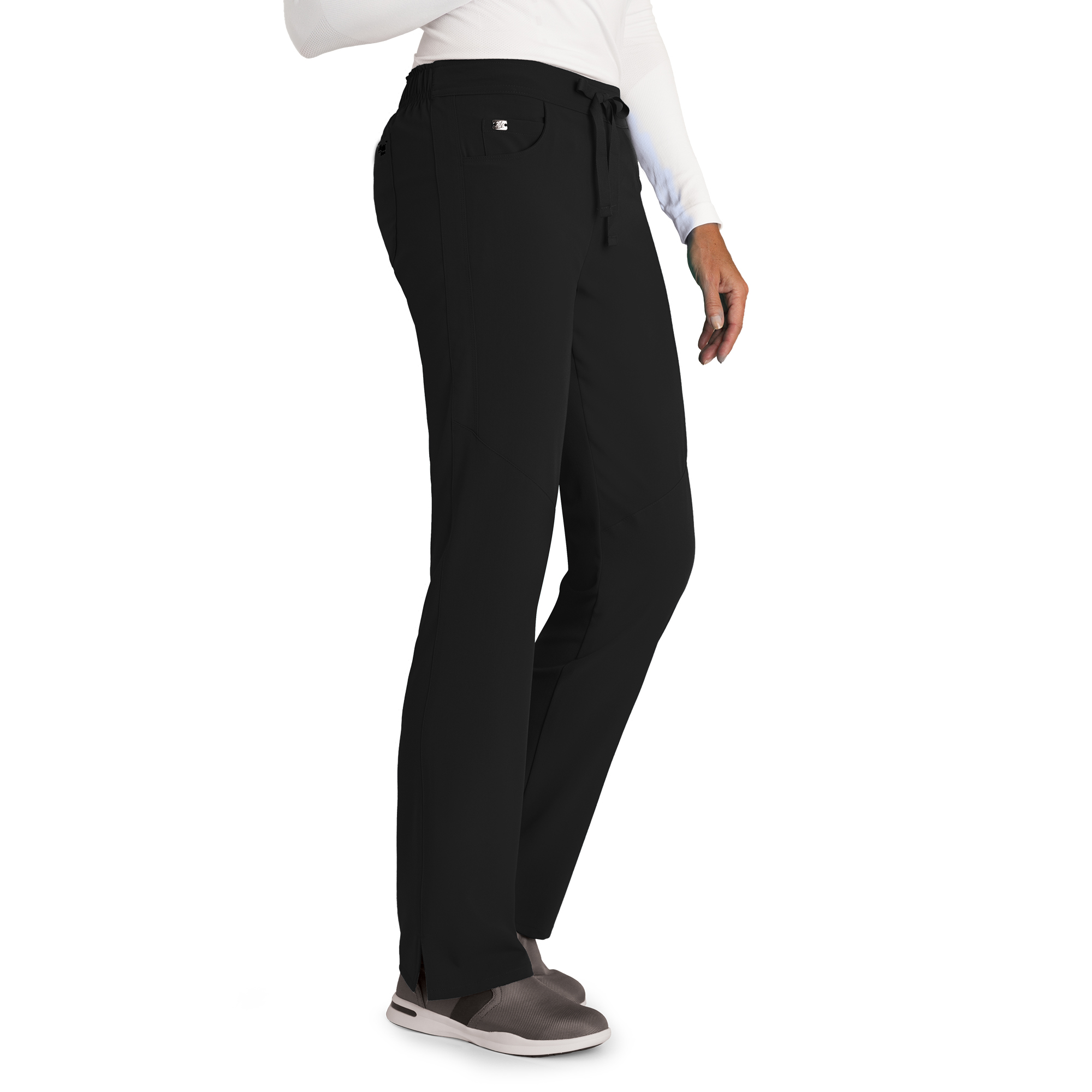 Buy 5 Pocket Low Rise Str Leg Logo - Greys Anatomy Signature Online ...