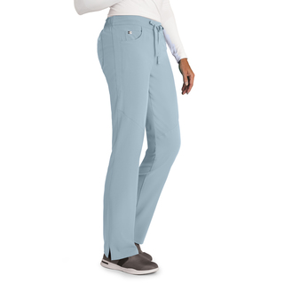 Grey's Signature 5 Pocket Low Rise Drawstring Women's Pant  by Barco