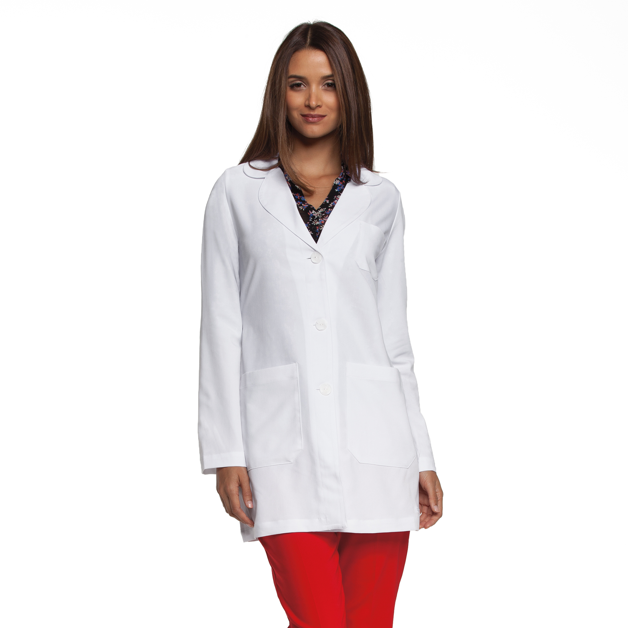 "Signature 32"" - 3 Pocket Lab Coat - 2405-Greys Anatomy Signature"