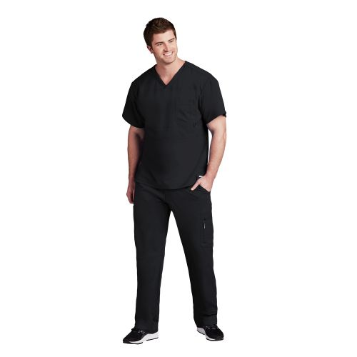 Grey's Anatomy Active Men's Panel Scrub Top-
