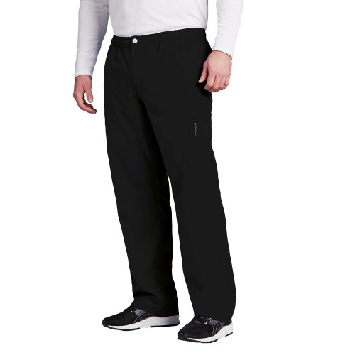 7pkt Cargo Zip Fly Button Pant-Greys Anatomy Active