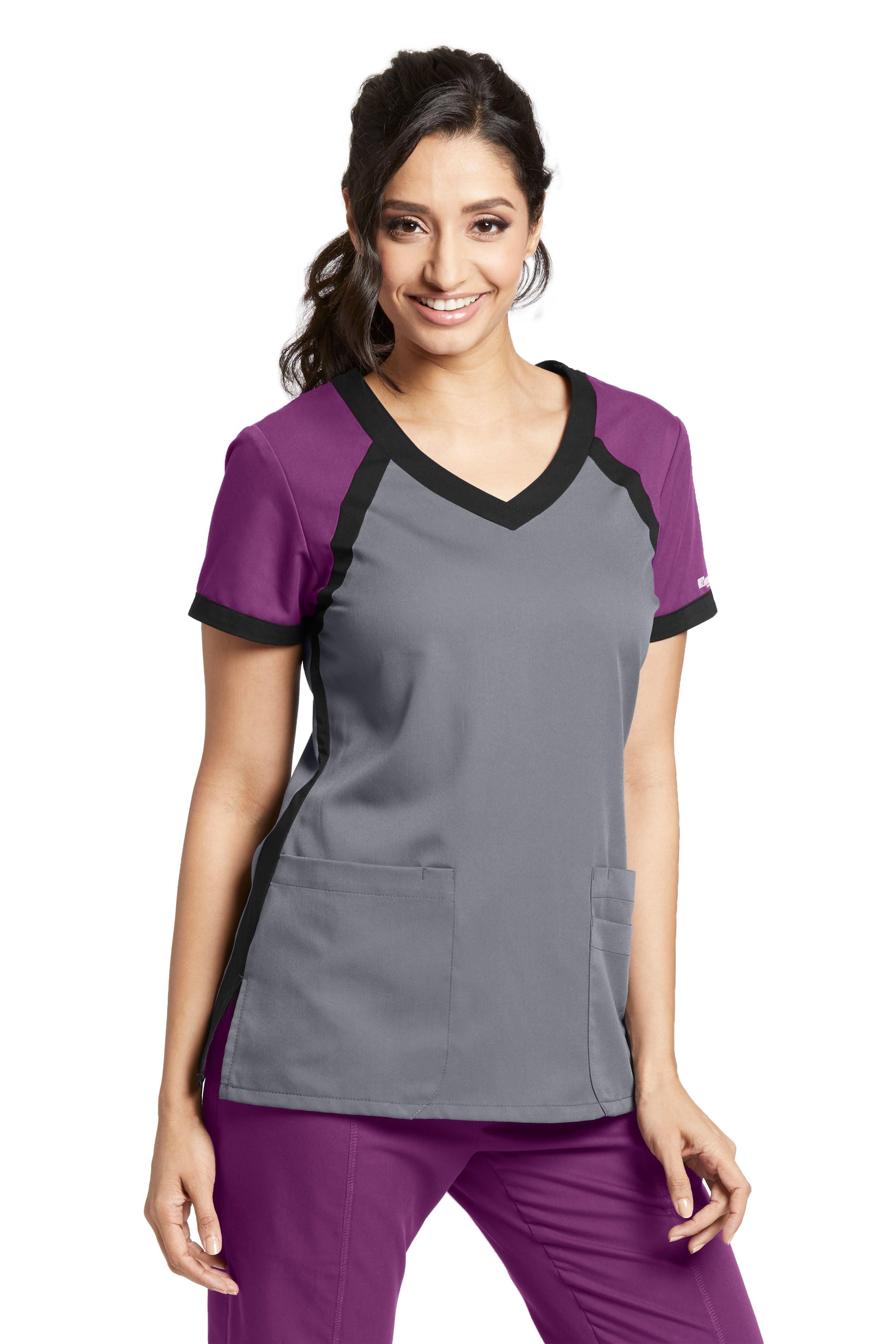 Active Color Block Top - 41435-Greys Anatomy Active