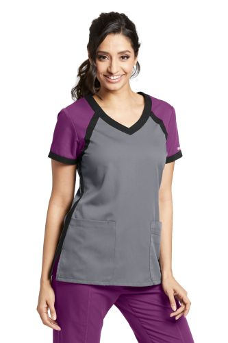Active Color Block Top - 41435-Greys Anatomy Active